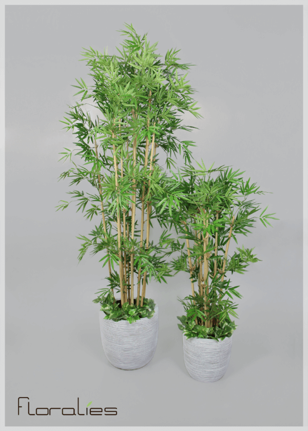 Bambou oriental artificiel
